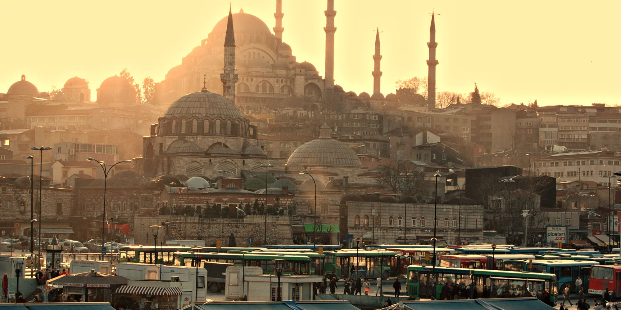 Smart City Challenge >> Istanbul Plans to Transform Into a Smart City - Akuaroworld