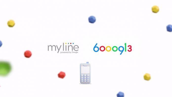 google my line logo