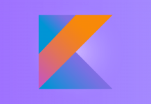 Kotlin programming language logo