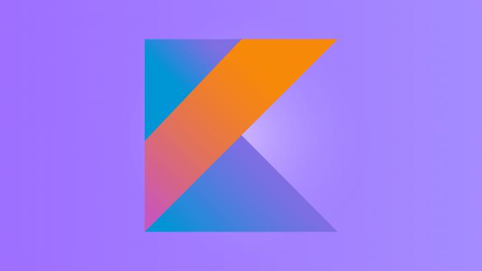 Kotlin programming language logo